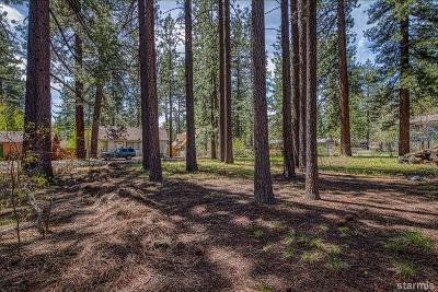 South Lake Tahoe Residential Lots & Land For Sale: 15 Alameda Avenue