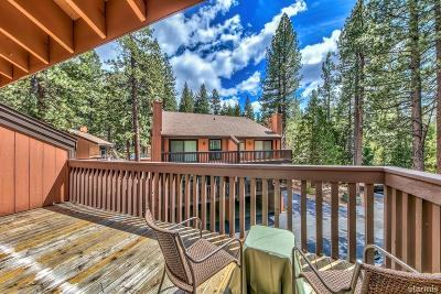 Single Family Home For Sale: 1439 Ski Run Boulevard #H-1