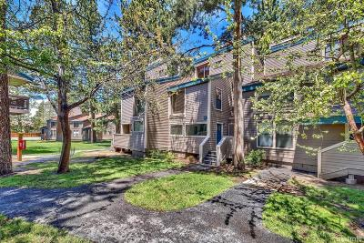South Lake Tahoe Single Family Home For Sale: 3535 Lake Tahoe Boulevard #517