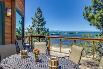 Kirkwood, South Lake Tahoe Single Family Home For Sale: 950 Balbijou Road