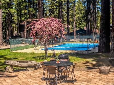 South Lake Tahoe Condo/Townhouse For Sale: 516 Emerald Bay Road #402