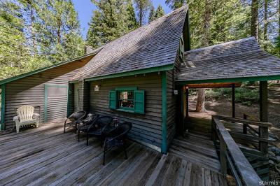 Single Family Home For Sale: 46 39 Milestone Tr
