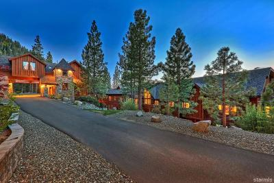 South Lake Tahoe Single Family Home For Sale: 1639 Sherman Way