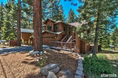 Kirkwood, South Lake Tahoe Single Family Home For Sale: 1917 Bella Coola Drive