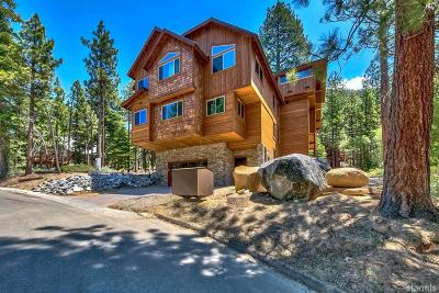 South Lake Tahoe Single Family Home For Sale: 1475 Bonita Road