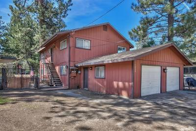 South Lake Tahoe Multi Family Home For Sale: 3835 Pentagon Drive