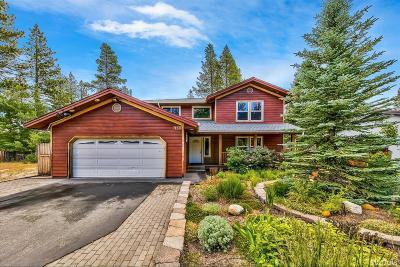 South Lake Tahoe Single Family Home For Sale: 1763 Arrowhead Avenue