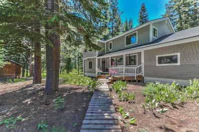 Single Family Home For Sale: 3685 S Upper Truckee Road