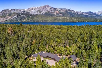 South Lake Tahoe Single Family Home For Sale: 2081 Tahoe Mountain Road