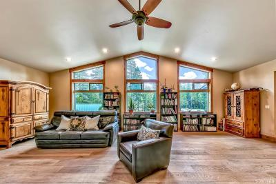South Lake Tahoe Single Family Home For Sale: 1890 Indigo Way