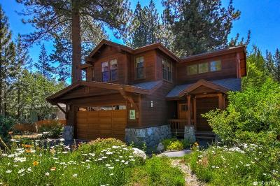 South Lake Tahoe Single Family Home For Sale: 2452 Conestoga Street