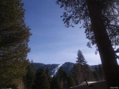 South Lake Tahoe Residential Lots & Land For Sale: 1316 Heather Lake Road