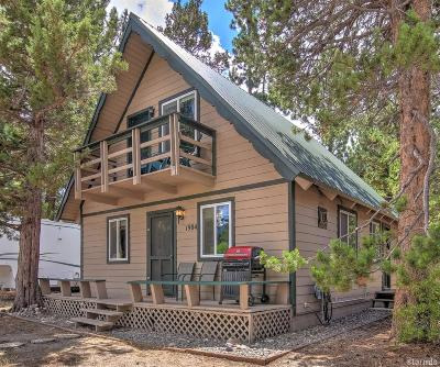 Single Family Home For Sale: 1984 Washoe Street