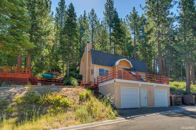 South Lake Tahoe Single Family Home For Sale: 1019 Muskwaki Drive
