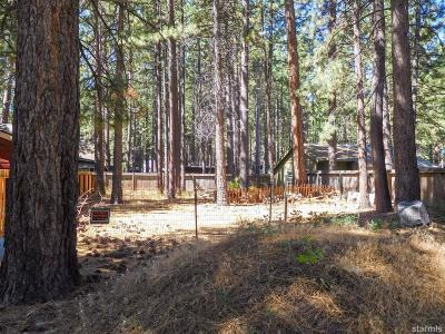 South Lake Tahoe Residential Lots & Land For Sale: 1110 Charles Avenue