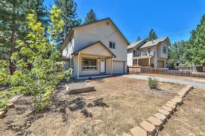 South Lake Tahoe Single Family Home For Sale: 946 Brockway Avenue