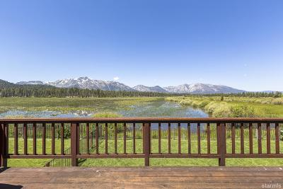 South Lake Tahoe CA Single Family Home For Sale: $975,000