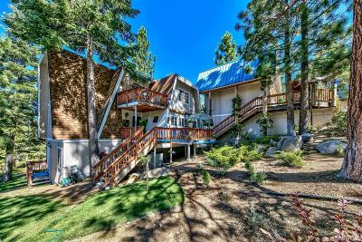 South Lake Tahoe Single Family Home For Sale: 1383 Nebelhorn Court