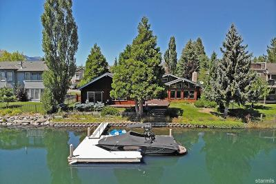 South Lake Tahoe Single Family Home For Sale: 2220 Balboa Drive
