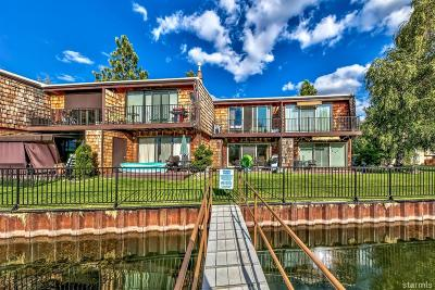 South Lake Tahoe Single Family Home For Sale: 2031 Venice Drive #328