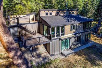 South Lake Tahoe Single Family Home For Sale: 2650 Blitzen Road