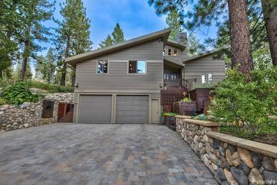 South Lake Tahoe Single Family Home For Sale: 1133 Mountain Canary Drive