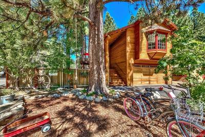South Lake Tahoe Single Family Home For Sale: 693 Patricia Lane
