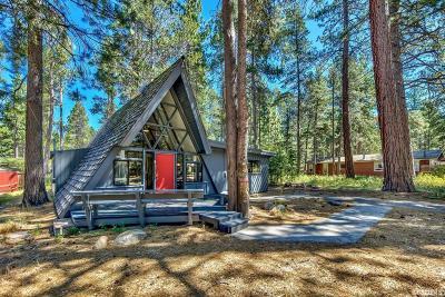 South Lake Tahoe Single Family Home For Sale: 749 Anita Drive