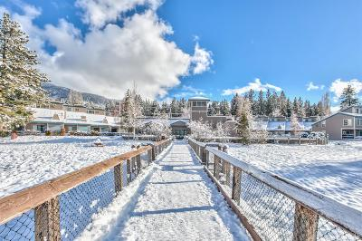 South Lake Tahoe Condo/Townhouse For Sale: 3535 Lake Tahoe Boulevard