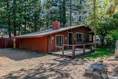 South Lake Tahoe Single Family Home For Sale: 915 Lapham Drive