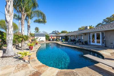 Santa Barbara County Single Family Home For Sale: 4642 Puente Plaza