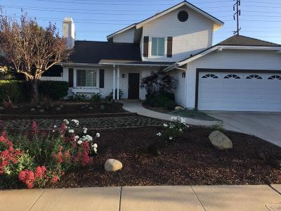 Goleta CA Single Family Home For Sale: $1,295,000