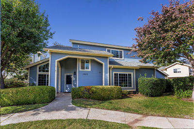 Santa Barbara County Single Family Home For Sale: 1563 Meadow Cir
