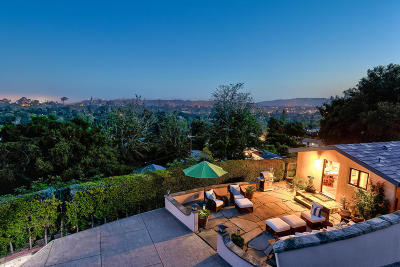 Santa Barbara County Single Family Home For Sale: 2835 Exeter Pl