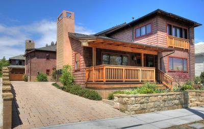 Santa Barbara County Single Family Home For Sale: 316 W Ortega St #A