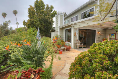 Santa Barbara County Single Family Home For Sale: 3881 Nathan Rd