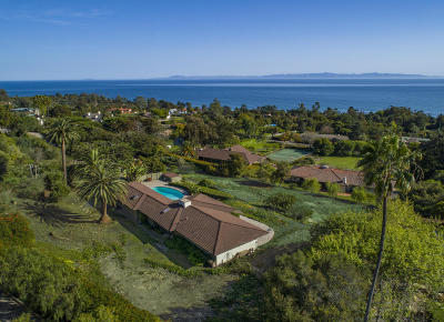 Santa Barbara County Single Family Home For Sale: 1475 Cantera Ave