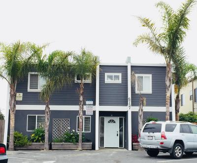 Multi Family Home For Sale: 6757 Del Playa Dr