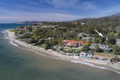 Santa Barbara County Single Family Home For Sale: 1483 Bonnymede Dr