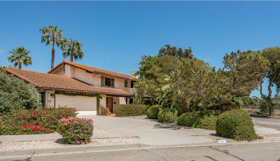 Santa Barbara County Single Family Home For Sale: 910 Randolph Road