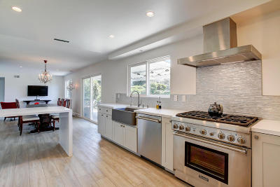 Santa Barbara County Single Family Home For Sale: 5781 Berkeley Rd