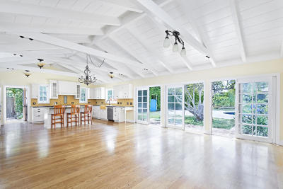 Santa Barbara County Single Family Home For Sale: 657 Romero Canyon Rd