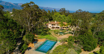 Santa Barbara County Single Family Home For Sale: 4501 Via Vistosa