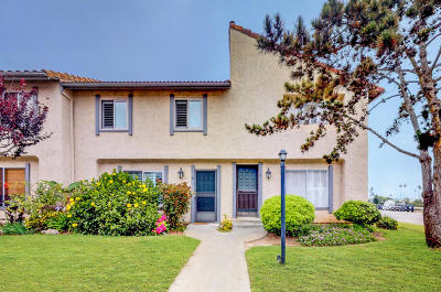 Carpinteria CA Single Family Home For Sale: $555,000