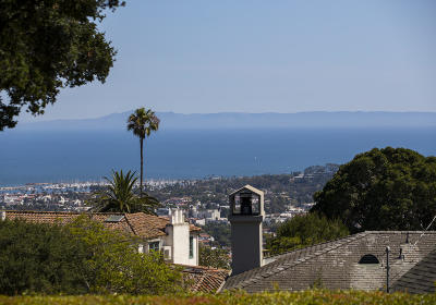 Santa Barbara County Single Family Home For Sale: 1823 Mira Vista Ave