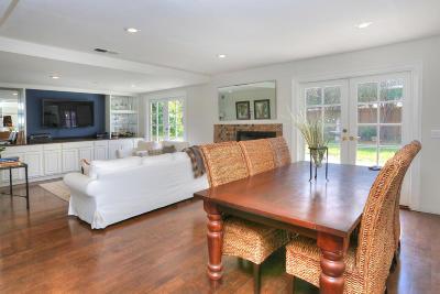 Santa Barbara County Single Family Home For Sale: 6445 Camino Viviente