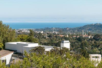 Santa Barbara County Single Family Home For Sale: 2911 Kenmore Pl