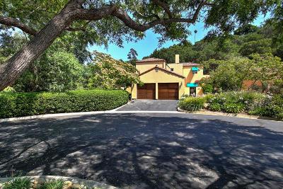 Santa Barbara County Single Family Home For Sale: 146 Meadows Ln