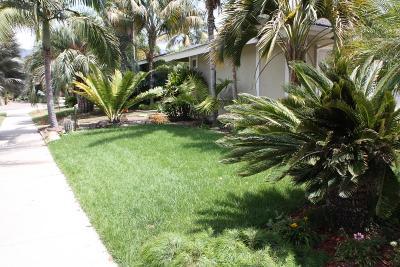Santa Barbara County Single Family Home For Sale: 346 Santa Rosalia Way