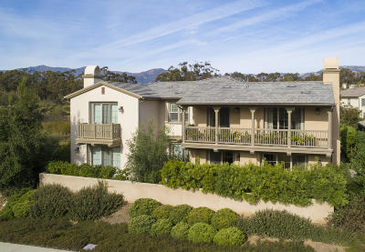Santa Barbara County Single Family Home For Sale: 100 Sanderling Ln #11